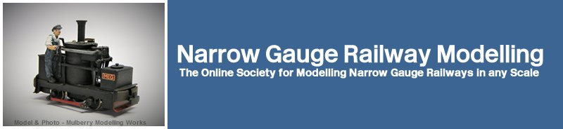 Narrow Gauge Railway Modelling Online